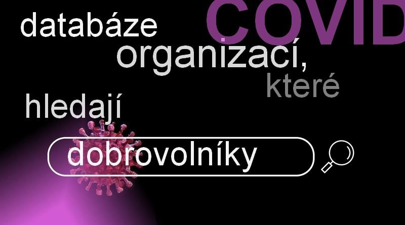 Databáze organizací, které potřebují Vaši pomoc
